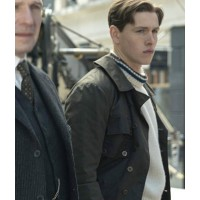 The King's Man Conrad Black Jacket