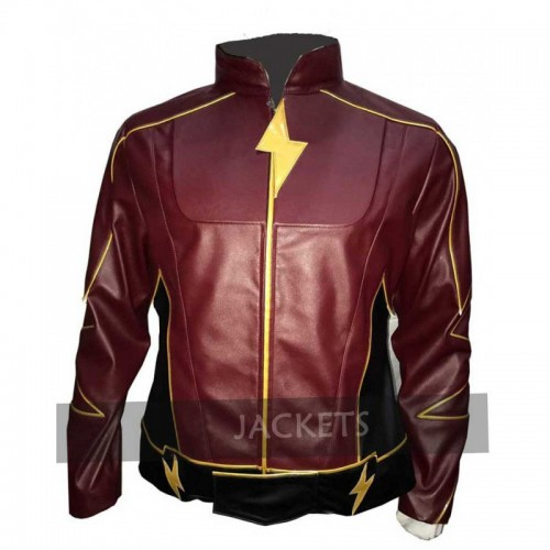Barry Allen The Flash Jacket