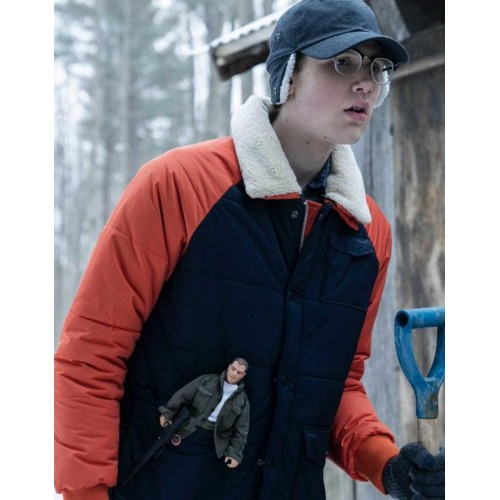 Coby Bird Puffer Locke & Key Jacket