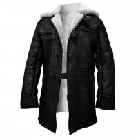 Dark Knight Rises Black Bane Coat