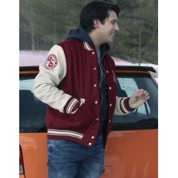 Javi Varsity Locke & Key Jacket