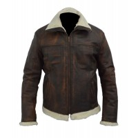 Vin Diesel Distressed Brown XXX Return Of Xander Cage Leather Jacket