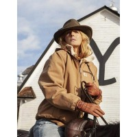 Yellowstone Beth Dutton Bomber Jacket