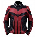 Endgame Ant Man and The wasp Paul Rudd Leather Jacket