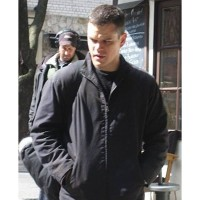 The Bourne Ultimatum Matt Damon Jacket