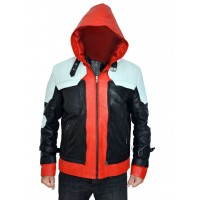 Arkham Knight Jacket With Red Hood