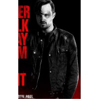 Aaron Paul Triple 9 Jacket