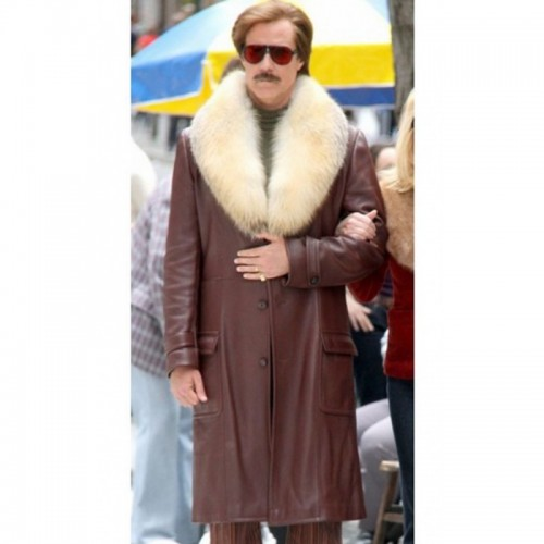 Anchorman 2 The Legend Continues Ron Burgundy Jacket