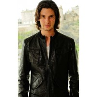 Ben Barnes Black Jacket