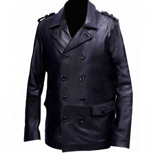 Blood Ties Clive Owen Black Leather Jacket