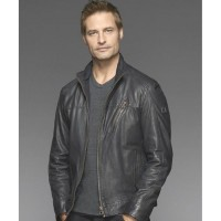 Brown Gabriel Vaughn Intelligence Jacket