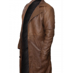 Dawn of Justice Batman Trench Coat