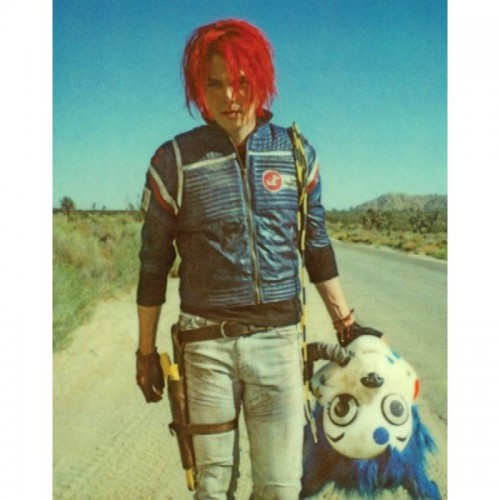 Fashionable Party Poison My Chemical Jacket