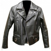Metallica Dane Dehaan Leather Jacket