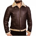 Tom Hardy Dunkirk Farrier Leather Jacket