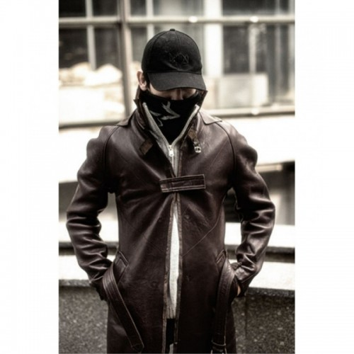 Watch Dogs Aiden Pearce Trench Coat