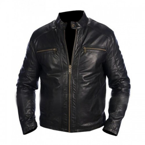 Andrew Marc Stylish Leather Jacket