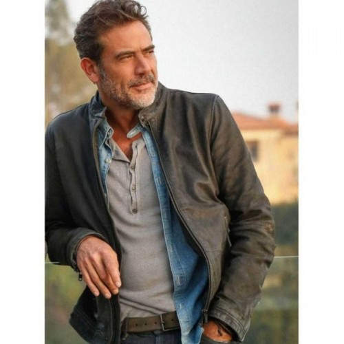 Extant Jd Richter Black Leather Jacket