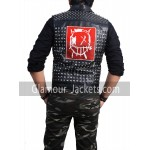 Watch Dog 2 Leather jacket