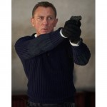 No Time To Die James Bond Wool Sweater