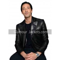 Adrien Brody The Third Person Sean Leather Jacket