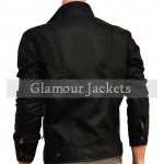 Classic Rider Double Zipper Motorcycle Jacket
