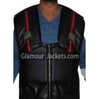 Wesley Snipes Blade Leather Vest