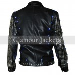 Chris Jericho Light Up WWE Leather Jacket