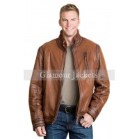 Dayton Shearling Sheepskin Leather Jacket