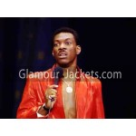 Eddie Murphy Classic Raw Celebrity Leather Jacket