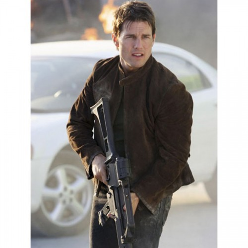 Ethan Hunt Mission Impossible 3 Tom Cruise Jacket