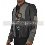 Iron Man Tony Stark Retro Leather Jacket