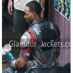 Captain America Civil War Anthony Mackie Jacket