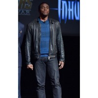 Captain America Civil War Anthony Mackie Leather Jacket