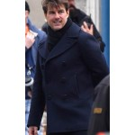 Mission Impossible 6 Tom Cruise Wool Coat
