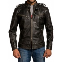 Aaron Paul Breaking Bad Jesse Leather Jacket