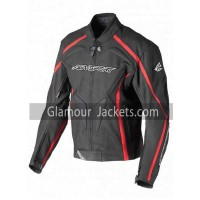 AGV Sport Dragon Motorcycle Leather Jacket