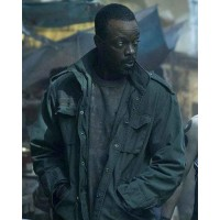 Altered Carbon Vernon Elliot Cotton Jacket