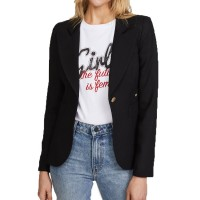 Arrow Dinah Drake Black Blazer