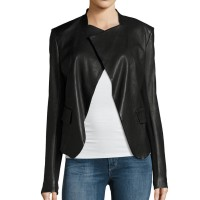 Arrow Dinah Drake Black Drape Jacket