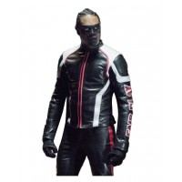 Arrow Mister Terrific Leather Jacket