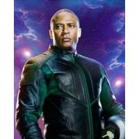Crisis on Infinite Earths John Diggle Jacket