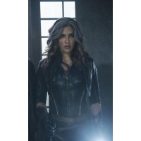 Dinah Drake Arrow Flash Forward Jacket
