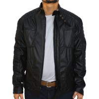 Malcolm Merlyn Arrow Black Jacket
