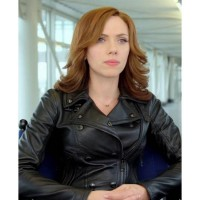 Natasha Romanoff Captain America Civil War Jacket