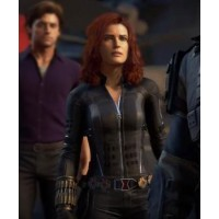 Black Widow Video Game Jacket