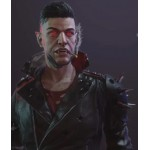 Cyberpunk 2077 Dracula Leather Jacket