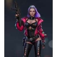 Cyberpunk 2077 Kira Madroxx Jacket