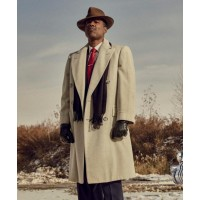 Fargo Loy Cannon Wool Coat