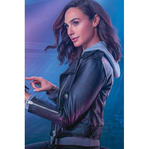 Fast And Furious Gal Gadot Leather Jacket